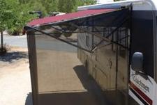 vista shade end panel