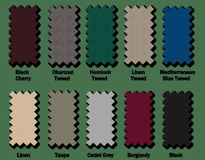 acrylic rv awning fabric