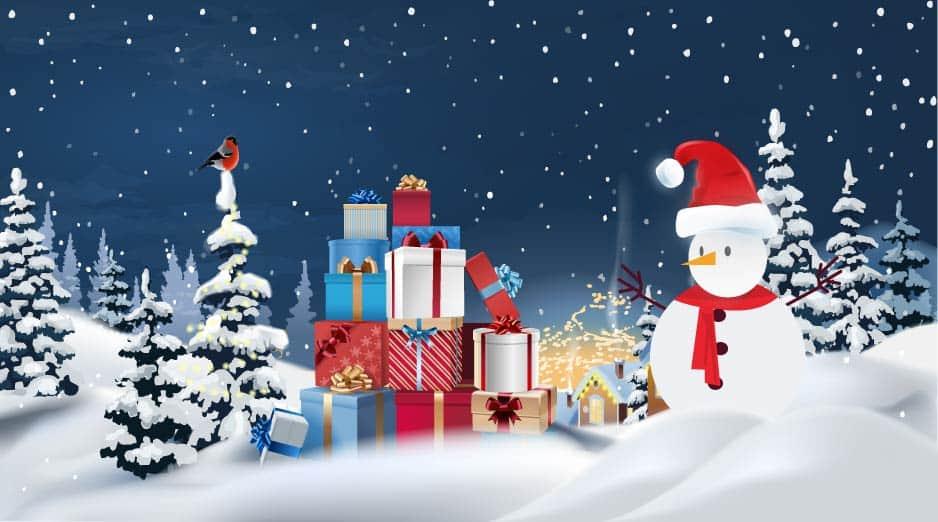 Christmas Gift Card V3 $500