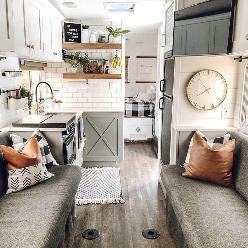 RV Remodel Step One: Kitchen Edition